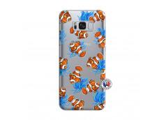 Coque Samsung Galaxy S8 Plus Poisson Clown