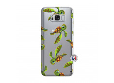 Coque Samsung Galaxy S8 Plus Tortue Géniale
