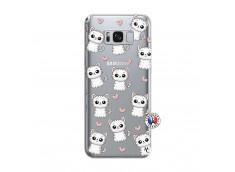 Coque Samsung Galaxy S8 Plus Petits Chats