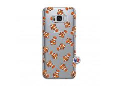 Coque Samsung Galaxy S8 Plus Petits Poissons Clown