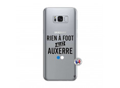 Coque Samsung Galaxy S8 Plus Rien A Foot Allez Auxerre