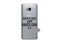 Coque Samsung Galaxy S8 Plus Rien A Foot Allez Barcelone