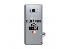 Coque Samsung Galaxy S8 Plus Rien A Foot Allez Brest