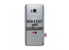 Coque Samsung Galaxy S8 Plus Rien A Foot Allez Guingamp