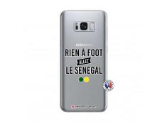 Coque Samsung Galaxy S8 Plus Rien A Foot Allez Le Senegal