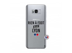 Coque Samsung Galaxy S8 Plus Rien A Foot Allez Lyon