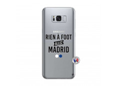 Coque Samsung Galaxy S8 Plus Rien A Foot Allez Madrid