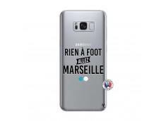 Coque Samsung Galaxy S8 Plus Rien A Foot Allez Marseille