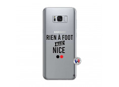 Coque Samsung Galaxy S8 Plus Rien A Foot Allez Nice