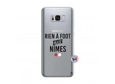 Coque Samsung Galaxy S8 Plus Rien A Foot Allez Nimes