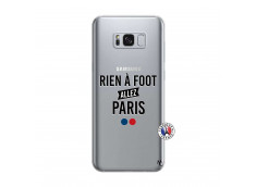 Coque Samsung Galaxy S8 Plus Rien A Foot Allez Paris