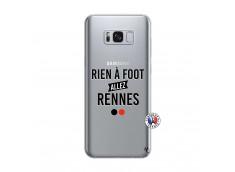 Coque Samsung Galaxy S8 Plus Rien A Foot Allez Rennes