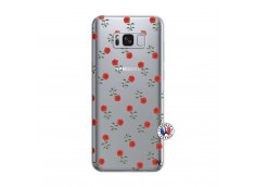Coque Samsung Galaxy S8 Plus Rose Pattern