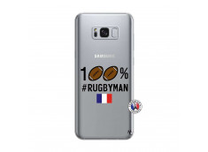 Coque Samsung Galaxy S8 Plus 100% Rugbyman