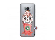 Coque Samsung Galaxy S8 Plus Catpucino Ice Cream