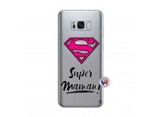 Coque Samsung Galaxy S8 Plus Super Maman