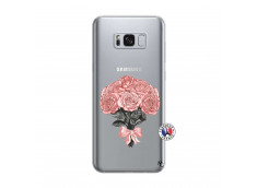 Coque Samsung Galaxy S8 Bouquet de Roses