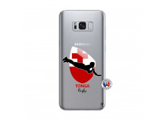 Coque Samsung Galaxy S8 Coupe du Monde Rugby-Tonga