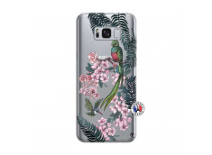 Coque Samsung Galaxy S8 Flower Birds