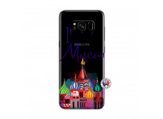 Coque Samsung Galaxy S8 I Love Moscow