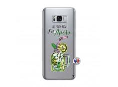 Coque Samsung Galaxy S8 Je peux pas J'ai Apéro
