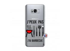 Coque Samsung Galaxy S8 Je Peux Pas J Ai Barbecue