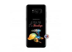 Coque Samsung Galaxy S8 Je Peux Pas J Ai Bricolage