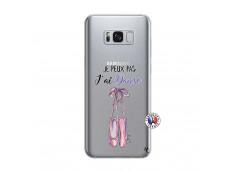 Coque Samsung Galaxy S8 Je peux pas j'ai danse