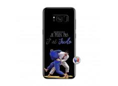 Coque Samsung Galaxy S8 Je peux pas j'ai Judo