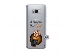 Coque Samsung Galaxy S8 Je Peux Pas J Ai Soif