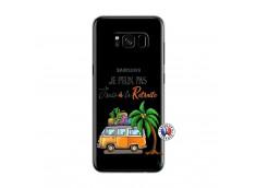 Coque Samsung Galaxy S8 Je Peux Pas Je Suis A La Retraite