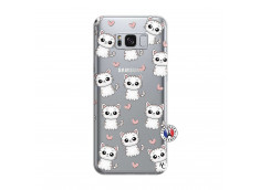 Coque Samsung Galaxy S8 Petits Chats