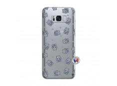 Coque Samsung Galaxy S8 Petits Hippos