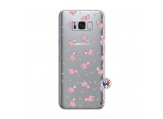 Coque Samsung Galaxy S8 Petits Moutons