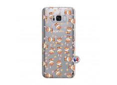 Coque Samsung Galaxy S8 Petits Renards