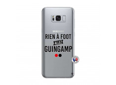 Coque Samsung Galaxy S8 Rien A Foot Allez Guingamp