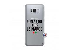 Coque Samsung Galaxy S8 Rien A Foot Allez Le Maroc