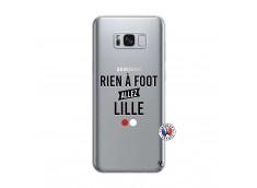 Coque Samsung Galaxy S8 Rien A Foot Allez Lille
