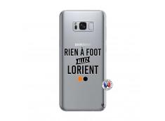 Coque Samsung Galaxy S8 Rien A Foot Allez Lorient
