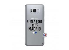 Coque Samsung Galaxy S8 Rien A Foot Allez Madrid