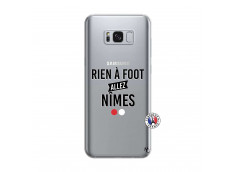 Coque Samsung Galaxy S8 Rien A Foot Allez Nimes