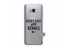 Coque Samsung Galaxy S8 Rien A Foot Allez Rennes