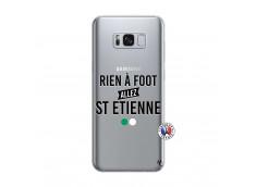 Coque Samsung Galaxy S8 Rien A Foot Allez St Etienne