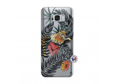 Coque Samsung Galaxy S8 Leopard Tree