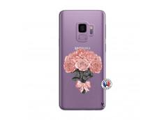 Coque Samsung Galaxy S9 Plus Bouquet de Roses
