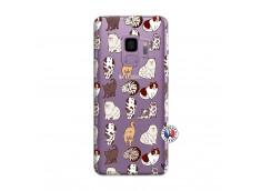 Coque Samsung Galaxy S9 Plus Cat Pattern