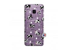 Coque Samsung Galaxy S9 Plus Cow Pattern