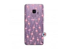 Coque Samsung Galaxy S9 Plus Flamingo