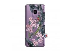 Coque Samsung Galaxy S9 Plus Flower Birds