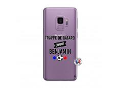 Coque Samsung Galaxy S9 Plus Frappe De Batard Comme Benjamin